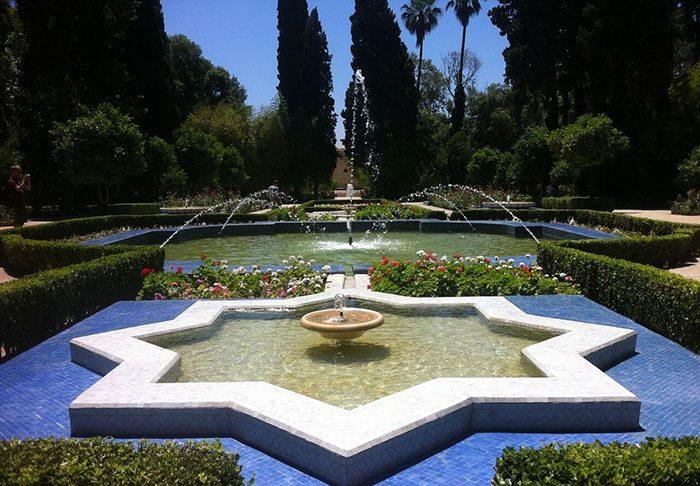 The Jnan Sbil Gardens, Fez Morocco