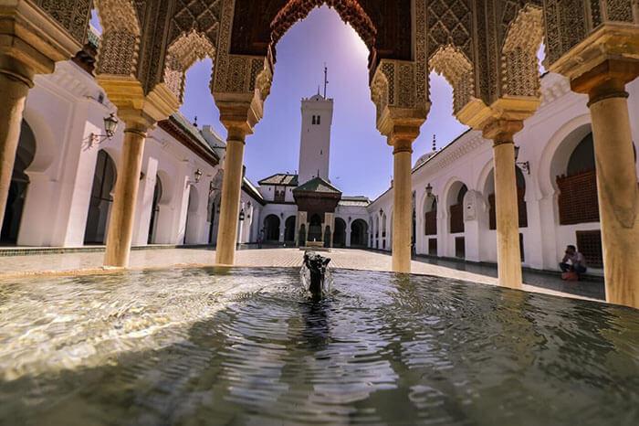"""Al quaraouiyine """"Al Karaouine"""" Mosque"""