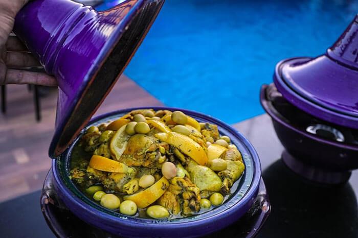 TAJINE, TRADITIONAL MOROCCAN FOODS