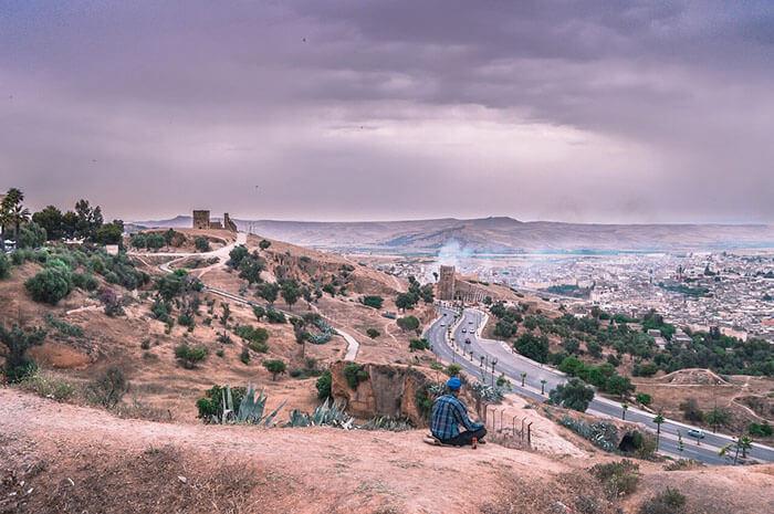 Fes el bali, Fez Morocco