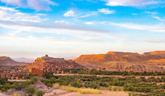 Best places to visit in morocco in 2021, AIT Ben HADDOU