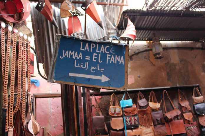 Language in Morocco