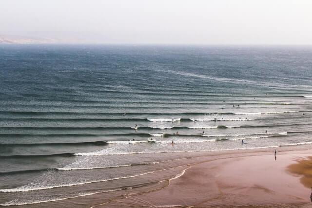 Aglou Beach, Morocco