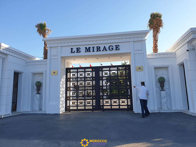 Hotel Le Mirage Tangier