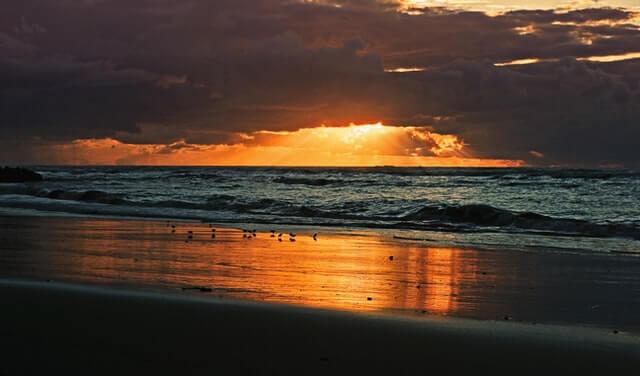 Moulay Boussalham Beach