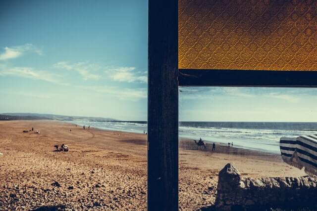 Sidi Bouzid Beach in Morocco