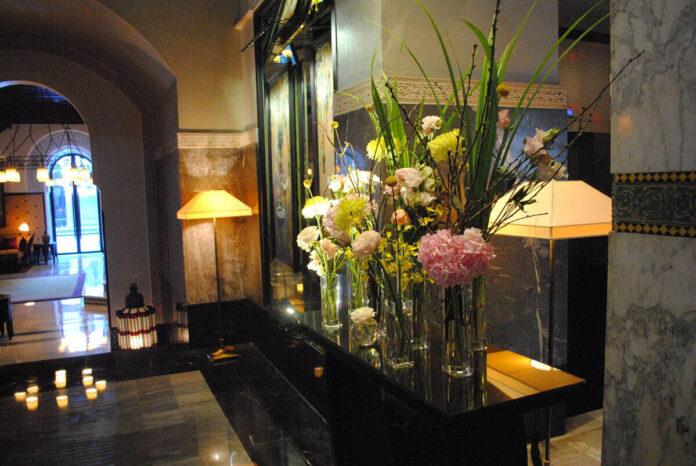 Best luxury hotels in Marrakech Morocco