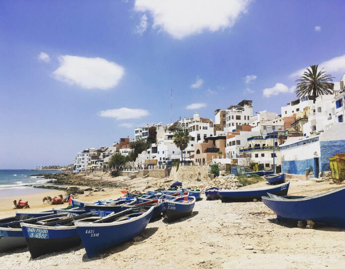 Best beach towns in Morocco